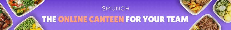 Smunch, the online canteen for happy teams