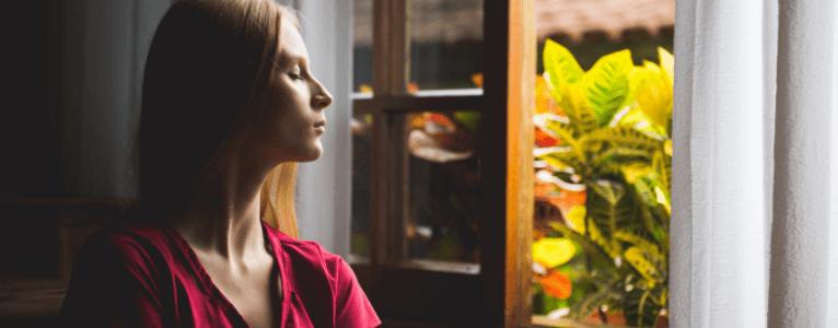 Meditation hilft dir dabei, entspannt zu sein