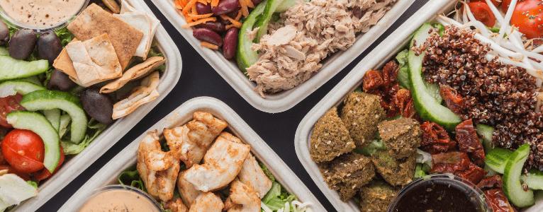 Mittagessen mit Smunch ist die logische Lösung zur Mittagspause