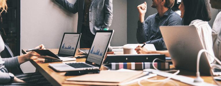Produktive Mitarbeiter machen mehr Umsatz