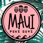 Maui Poké Guys Logo