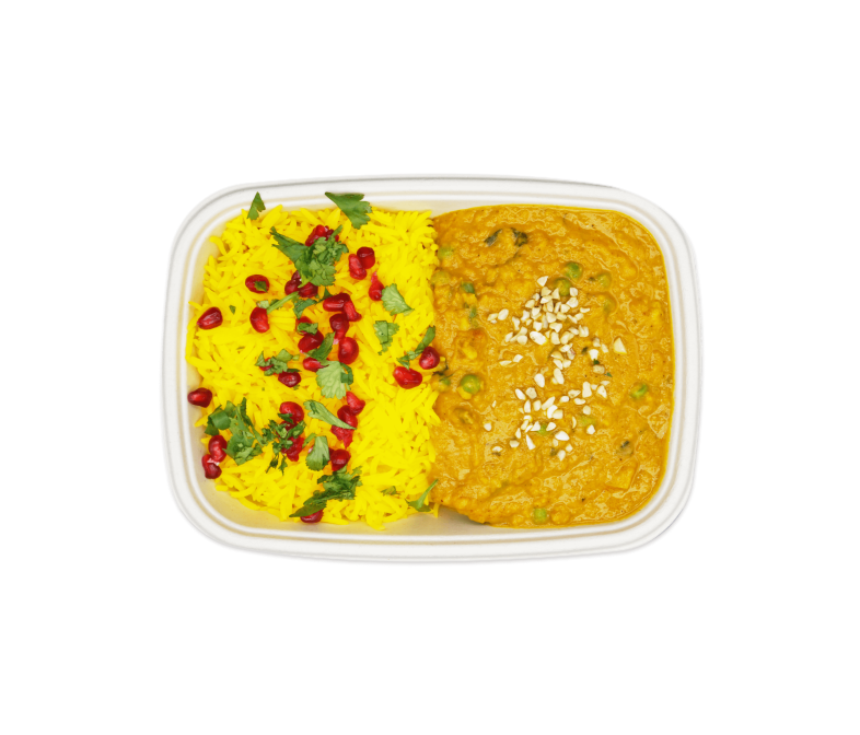 Mango Vegetable Dal