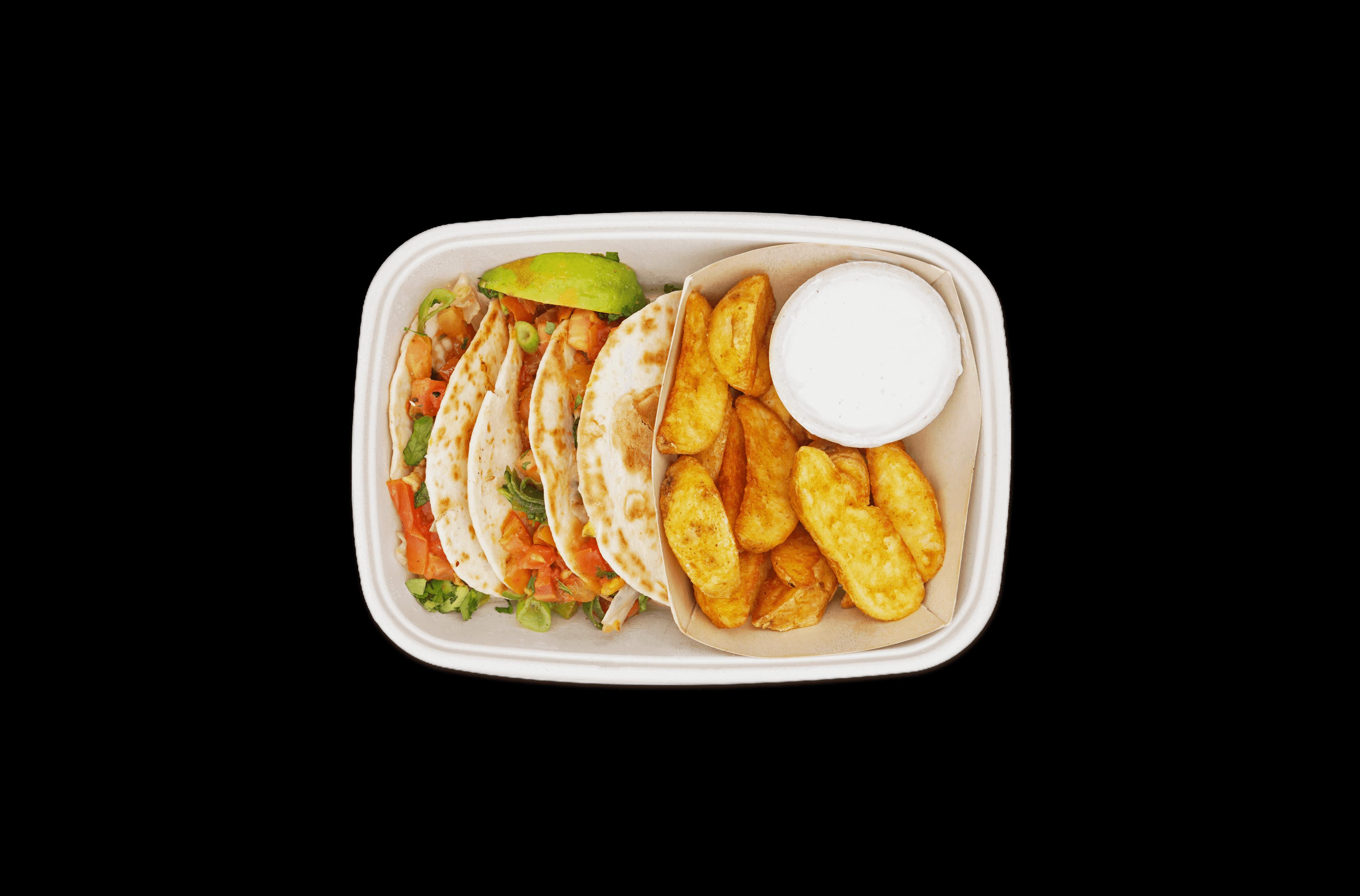Tomatensalsa Tacos