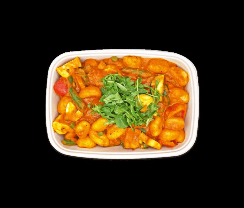 Gnocchi in Tomaten Creme Sauce