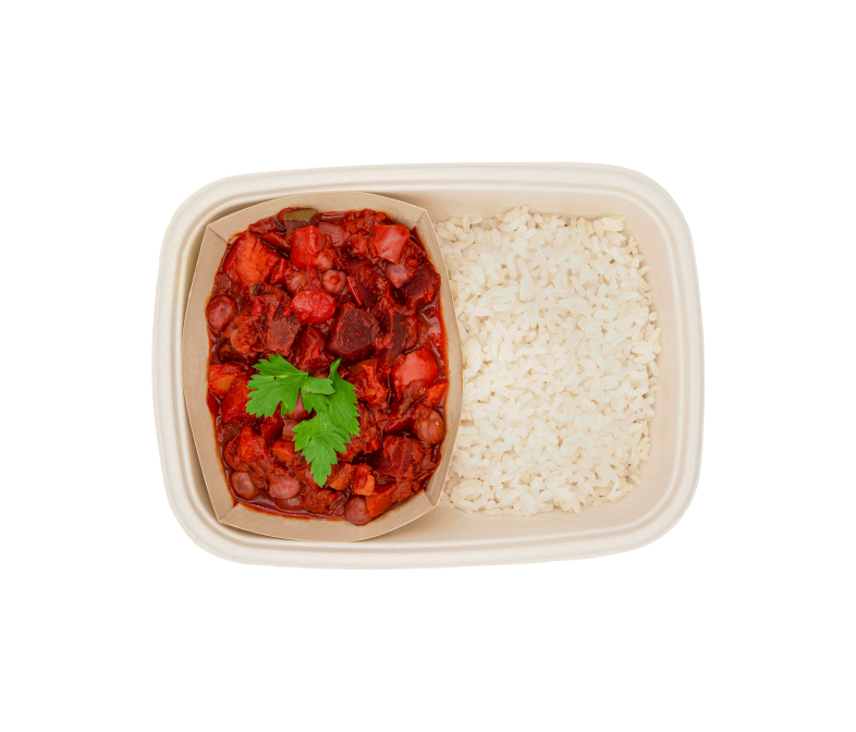 Pinkes Rote Beete Curry